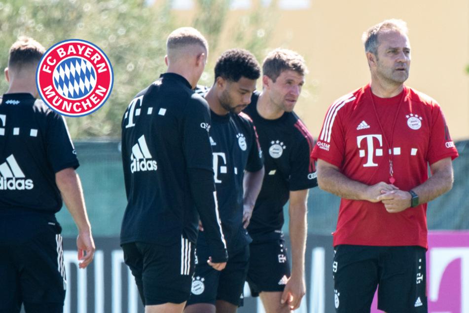 Triple-Asse und Geheimtraining: Bayern-Coach Hansi Flick setzt auf Barca-Kenner