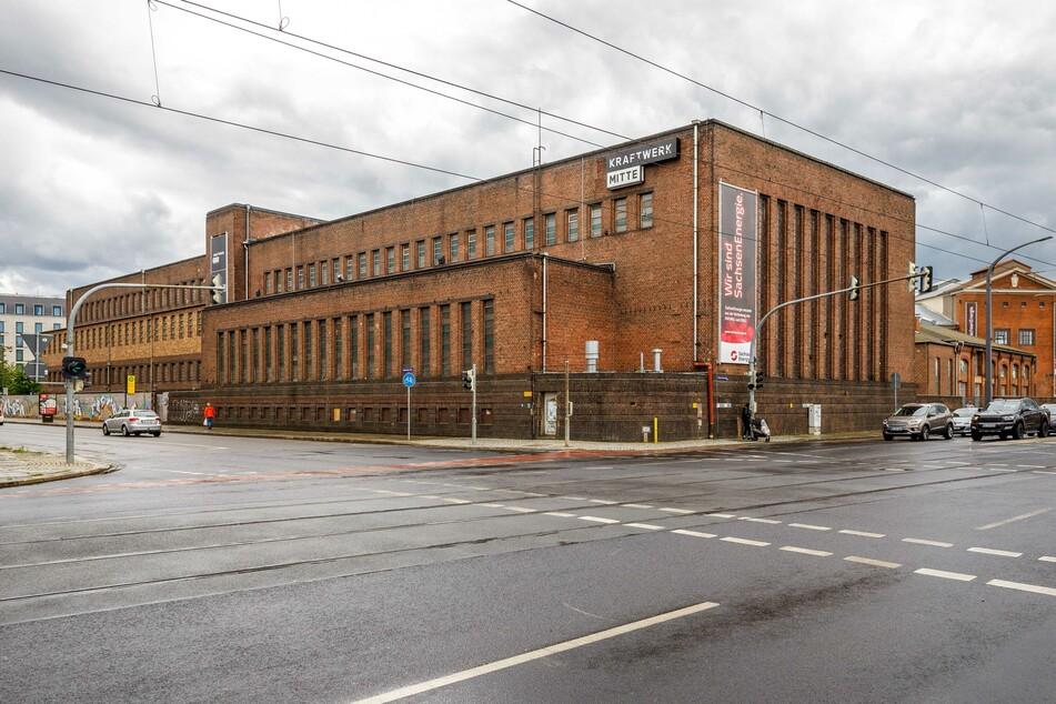 Beim Kraftwerk Mitte in Dresden kam es zu einem ABC-Einsatz. (Archivbild)