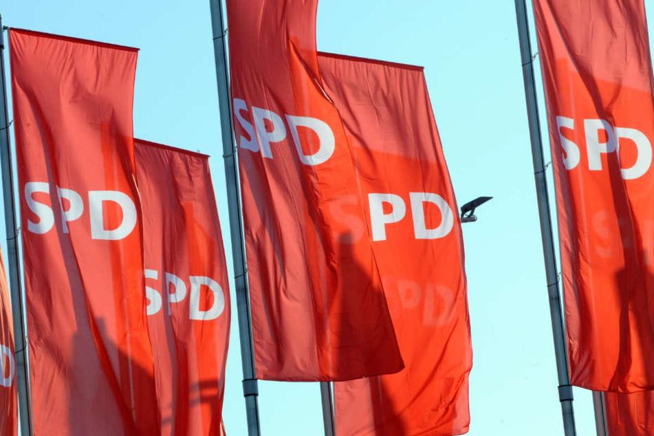 Nur in Bayern und NRW verzeichnen die Sozialdemokraten mehr neue Mitglieder als in Baden-Württemberg. (Symbolbild)