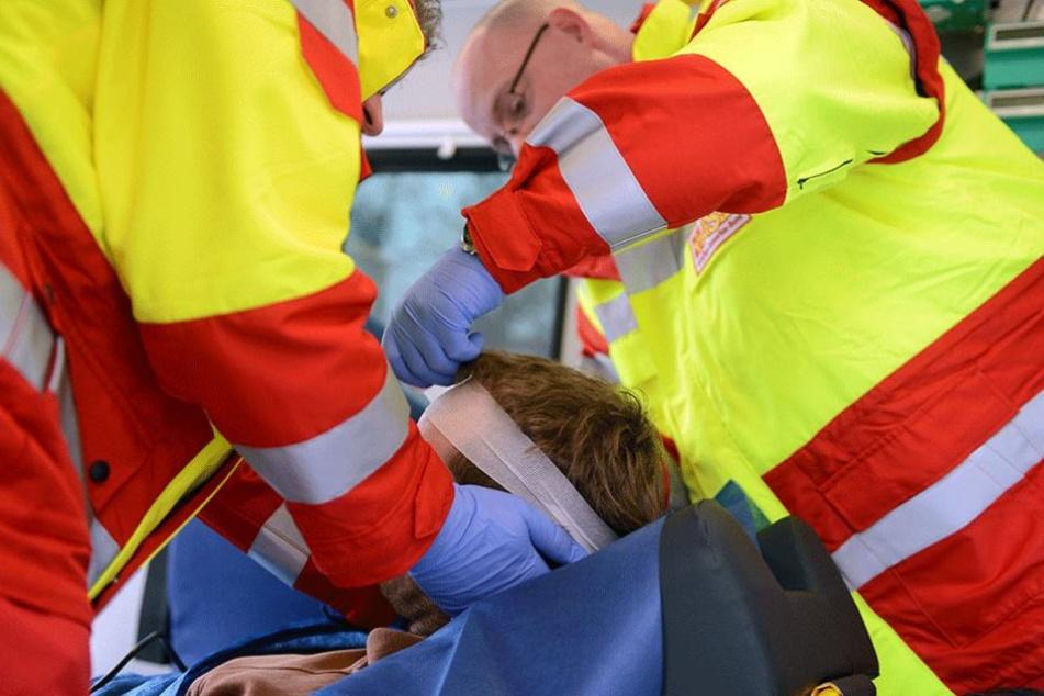 Das Kind wurde am Unglücksort reanimiert und dann ins Krankenhaus gebracht (Symbolfoto).