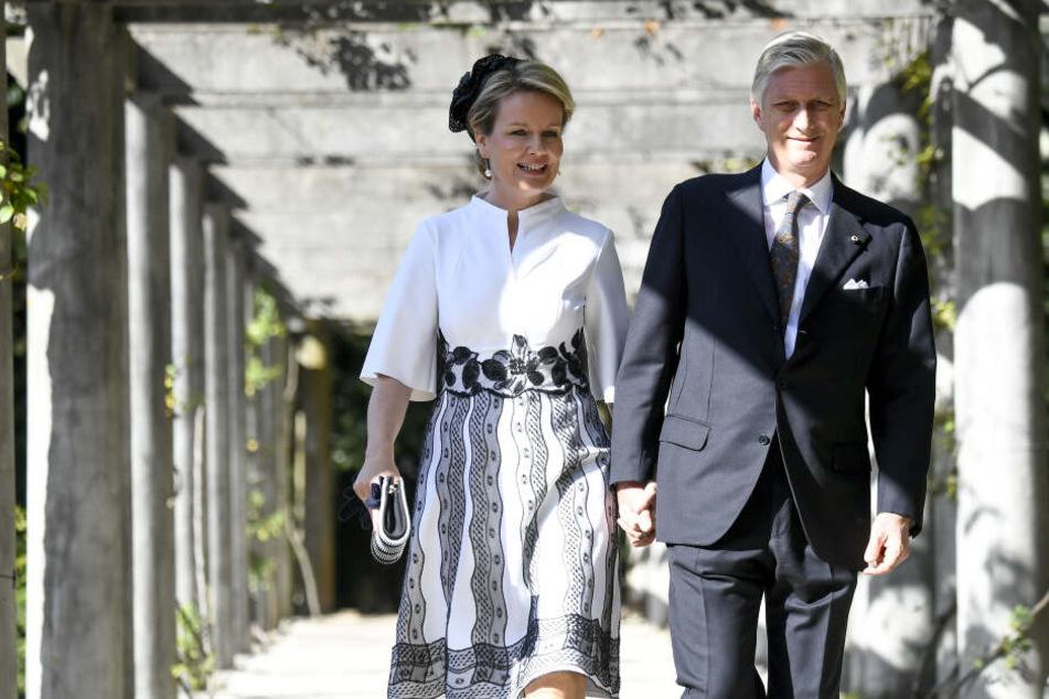 Royaler Besuch! Belgisches Königspaar ist heute in Thüringen zu Gast