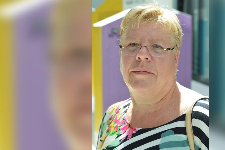 Stadträtin Irina Teichmann (62, Linke) ist seit 2003 Behindertenbeauftragte der Stadt Zwickau im Ehrenamt.