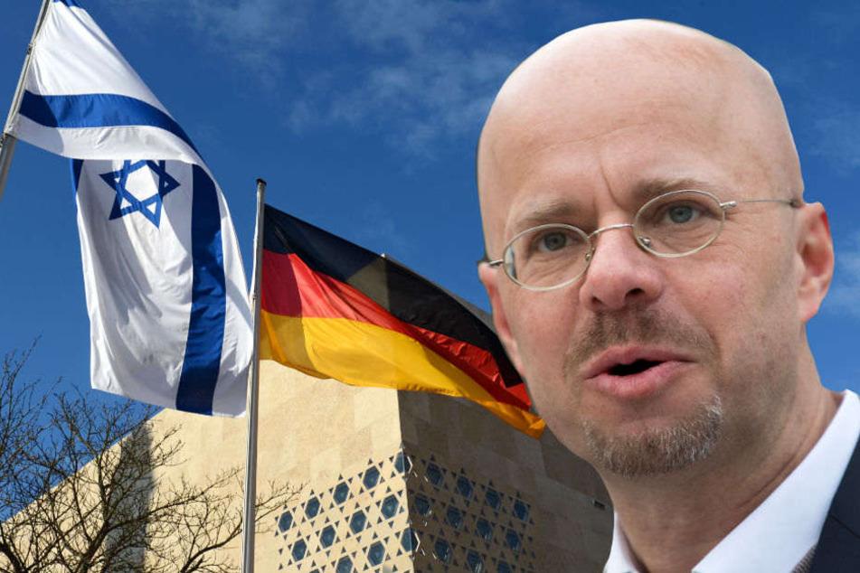 Brandenburgs Landtag gründet Freundeskreis Israel: Auch AfD dabei