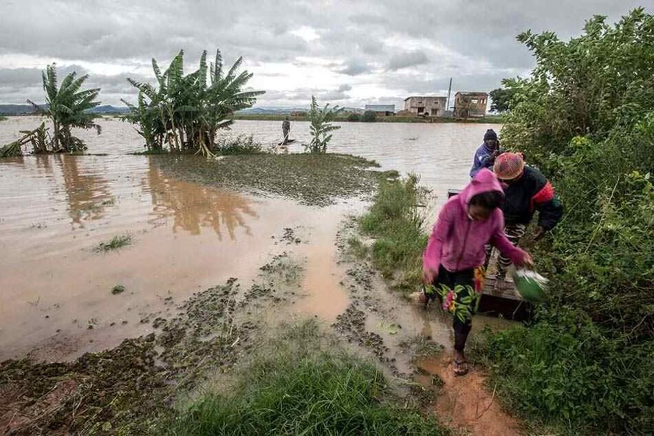 Die Region ist in den vergangenen Jahren immer wieder von tropischen Wirbelstürmen heimgesucht worden.