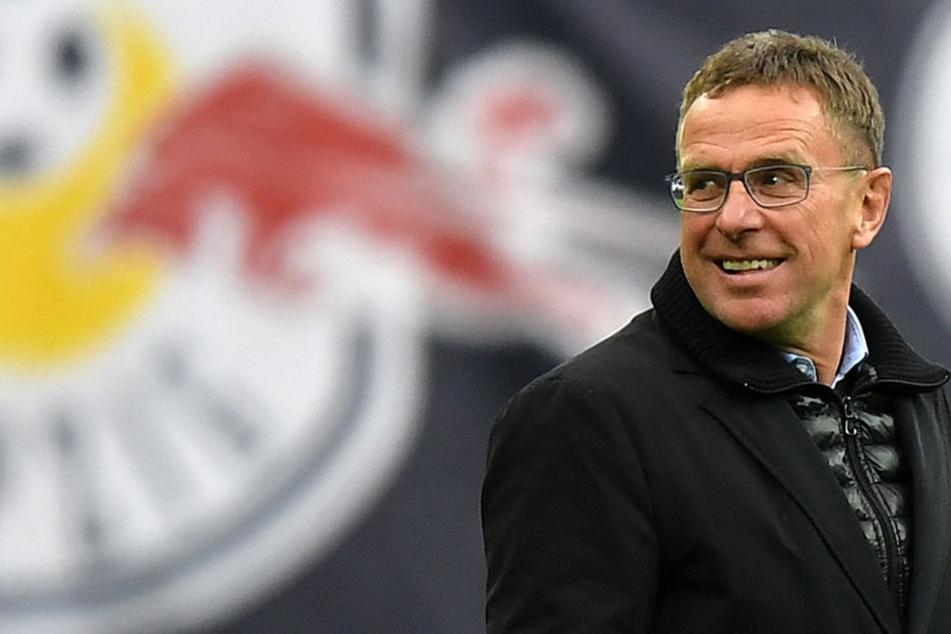 Wird RB-Sportdirektor Ralf Rangnick der neue Coach? Leipzig schielt auch nach Amerika.
