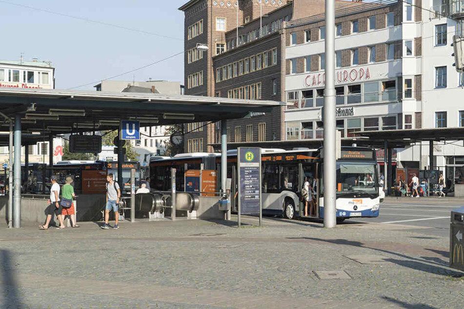 Der Weg nach Schildesche führt nur über den Umweg mit dem Bus.