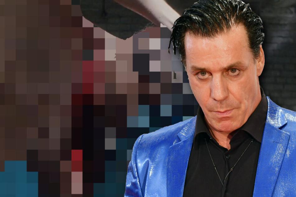 """Till Lindemann schockiert mit Skandal-Video zu """"Knebel"""": Das ist in der unzensierten Version zu sehen"""