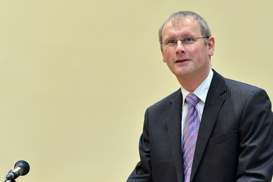 Ingo Lippert (SPD) wurde bereits 2015 seines Amtes enthoben.