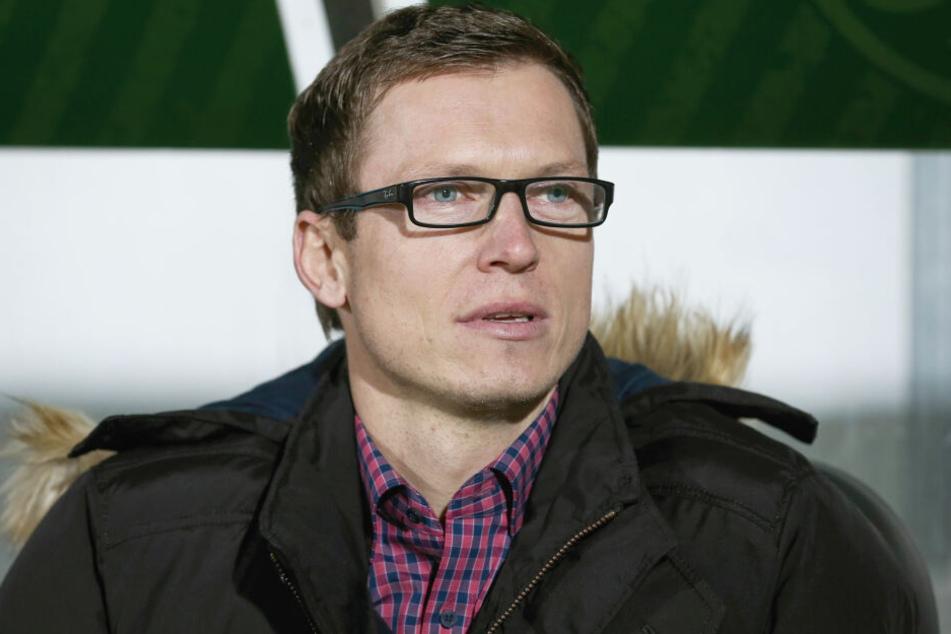 Michael Mutzel, damaliger Direktor Profifußball der SpVgg Greuther Fürth, tritt am 1. April seinen Dienst als neuer HSV-Sportdirektor an.