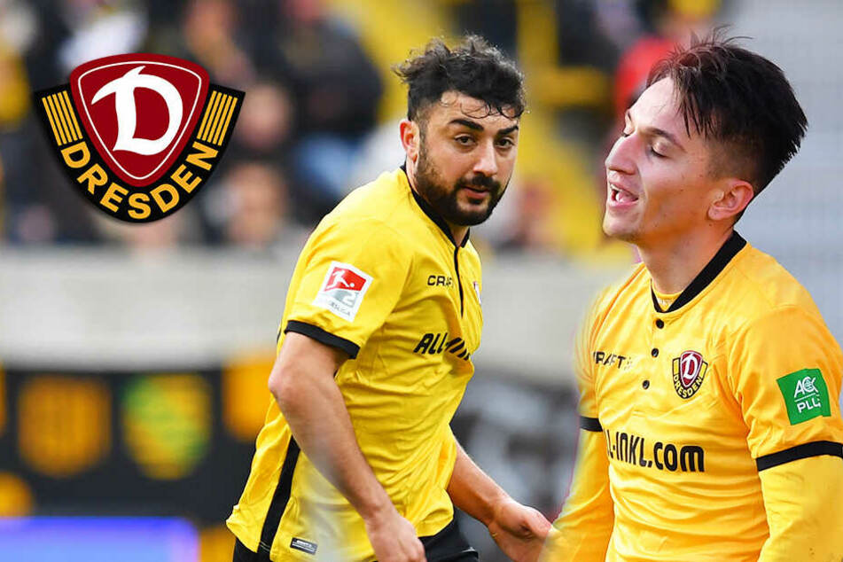 """Dynamo im Mittelfeld """"überladen"""": Sind Aosman und Atik außer Form?"""