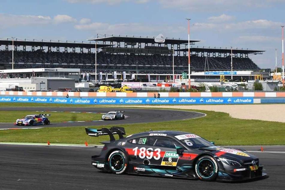 Auch nach dem Umbau soll die DTM auf dem Lausitzring stattfinden.