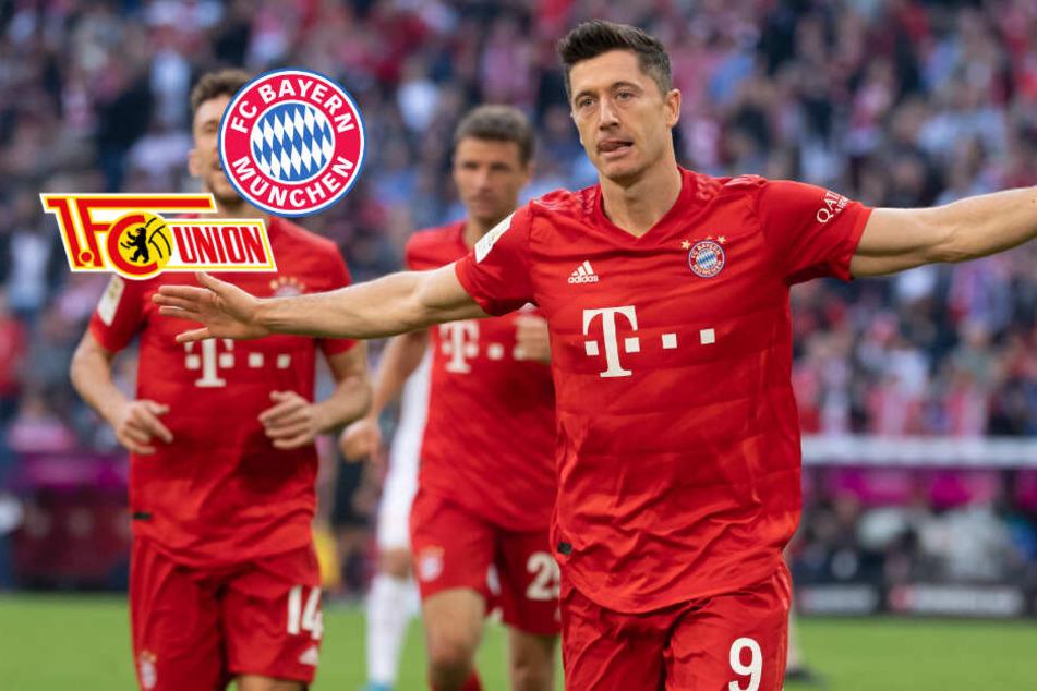 Neuer Rekord für Lewandowski bei Bayern-Sieg gegen Union Berlin