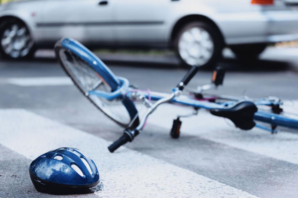 Radfahrer übersehen: Chevrolet erfasst Jungen (10)
