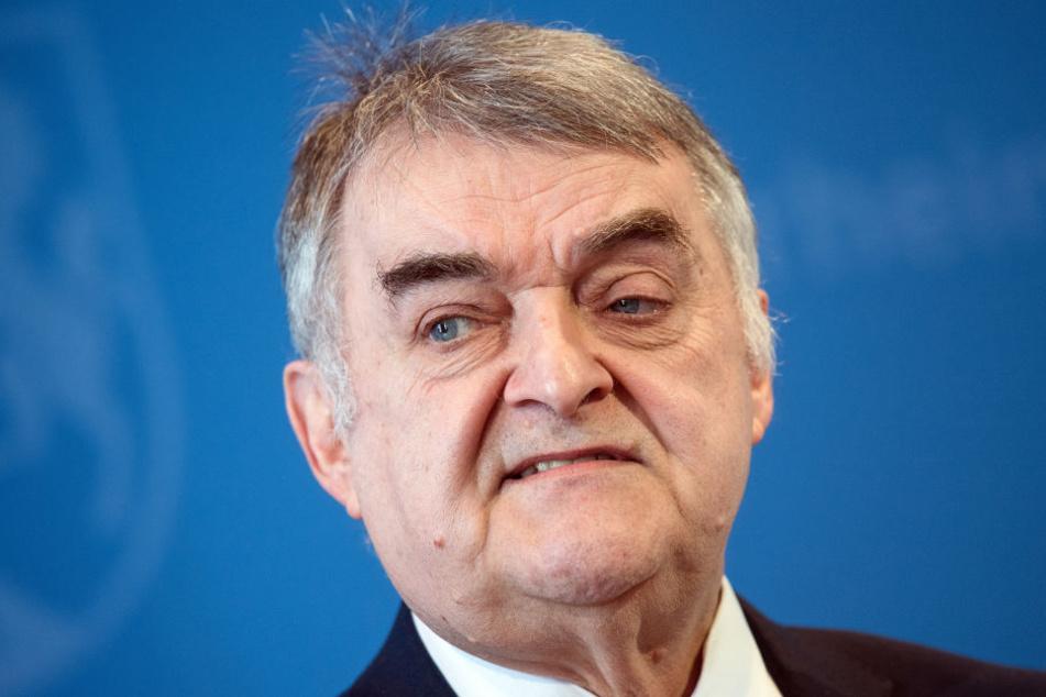 NRW-Innenminister Herbert Reul (CDU).