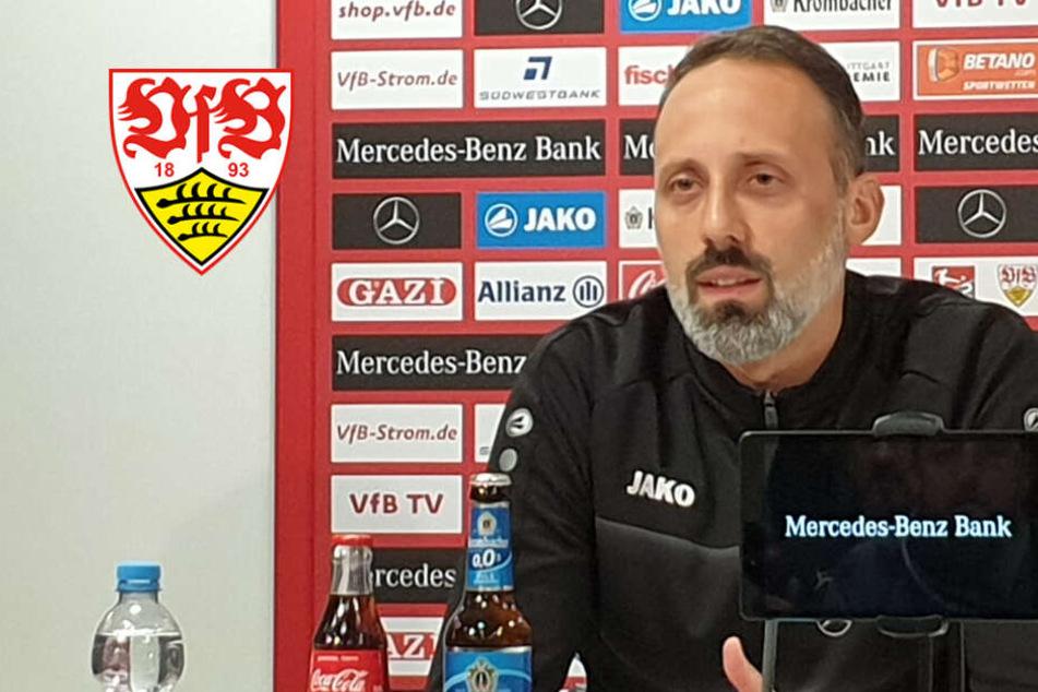VfB: Matarazzo vor Pflichtspiel-Debüt gegen Heidenheim, die Marschroute ist klar