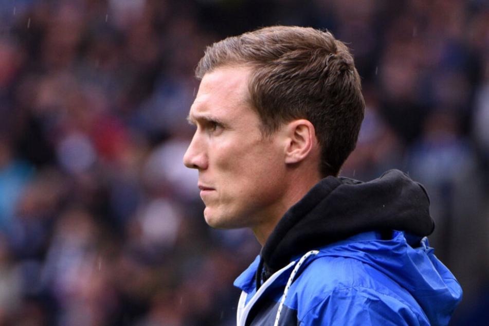 Hannes Wolf war bis zum Sommer 2019 Trainer beim Hamburger SV.