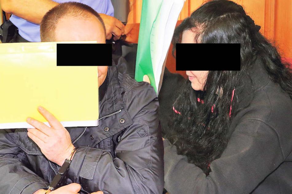 Erich S. (44) und Gattin Anna (43) waren laut Anklage mit ihren Söhnen auf  Diebestour.