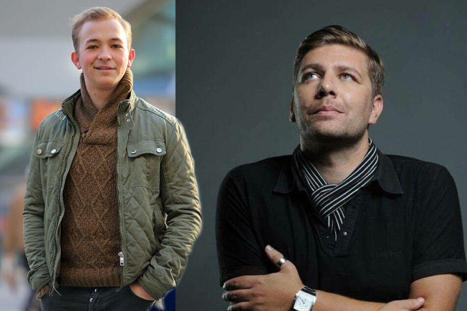 Wollen's im Eventwerk ordentlich krachen lassen: Philip Grundmann (24, l.) und Oliver Tschentscher (40).