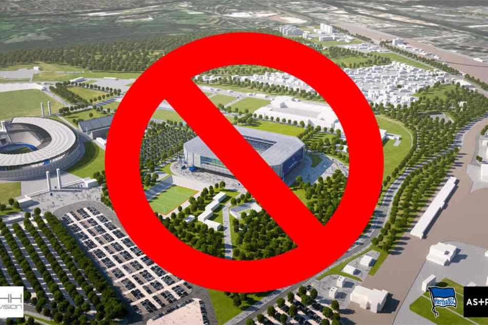 Das Stadion im Olympiapark bekommt jetzt schon heftigen Gegenwind aus der Politik.