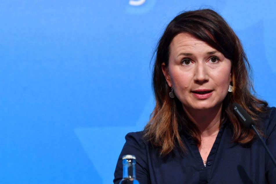 Anja Siegesmund bekam teilweise persönliche Drohungen nach dem Abschuss.