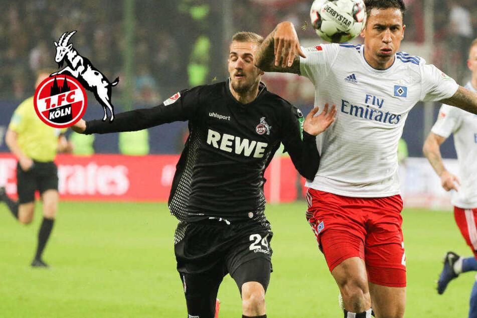 Groß, größer, 1. FC Köln gegen HSV: Topspiel sprengt alle Dimensionen