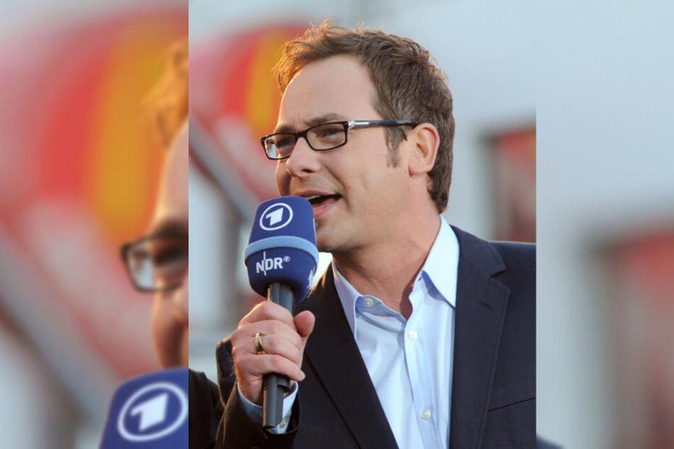 Matthias Opdenhövel moderiert seit einigen Jahren die Sportschau.