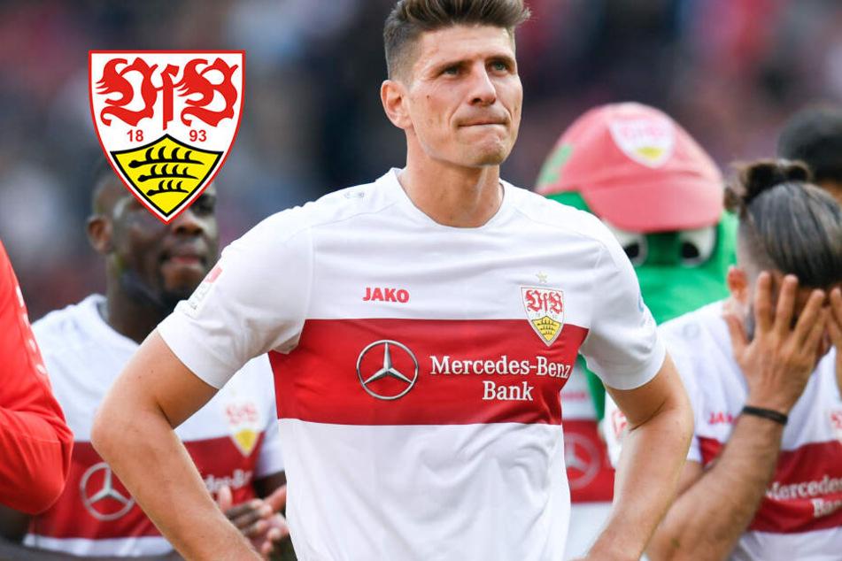 "VfB Stuttgart: Mario Gomez sieht ""Fifty-Fifty""-Chance gegen den Hamburger SV"