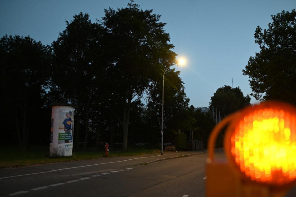In einem Gebüsch vor einer Diskothek in Freiburg sollen die elf Angeklagten die 18-Jährige vergewaltigt haben.