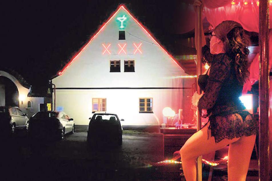 40.000 Euro für Sex! EU förderte diesen Puff im Grenzgebiet