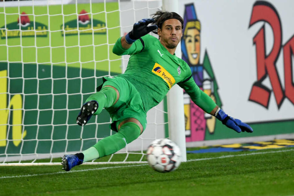 Yann Sommer, Torwart von Borussia Mönchengladbach.