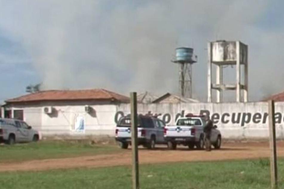 52 Tote: Kriminelle massakrieren sich in Gefängnis, allein 16 werden enthauptet!