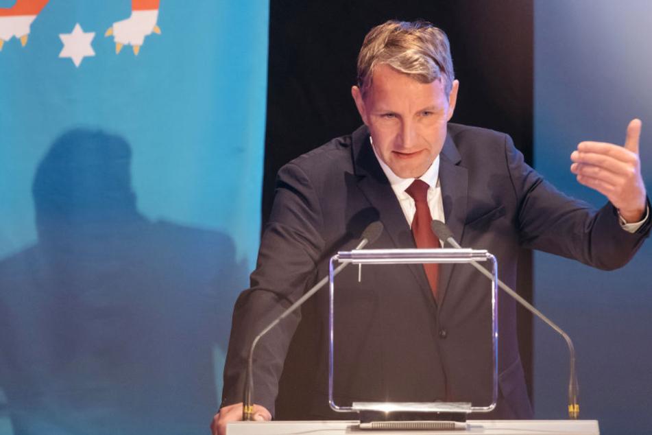 Björn Höcke wurde zum Spitzenkandidaten der AfD in Thüringen zur Landtagswahl gewählt.