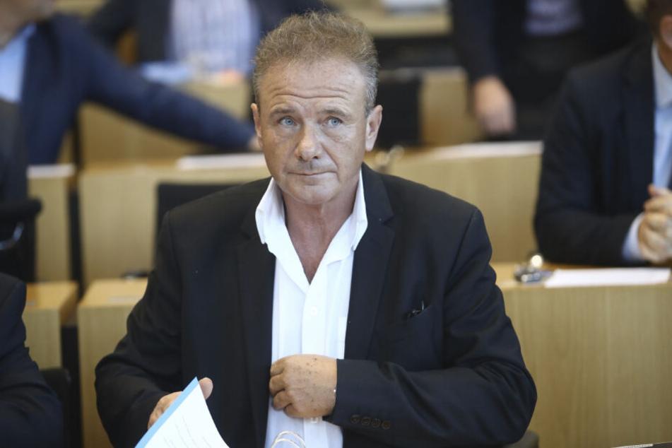CDU-Fraktionsvize Michael Heym kann sich Gespräche mit der AfD vorstellen.