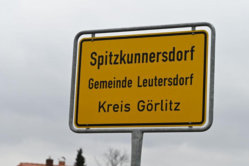 Spitzkunnersdorf gehört der Gemeinde Leutersdorf an.