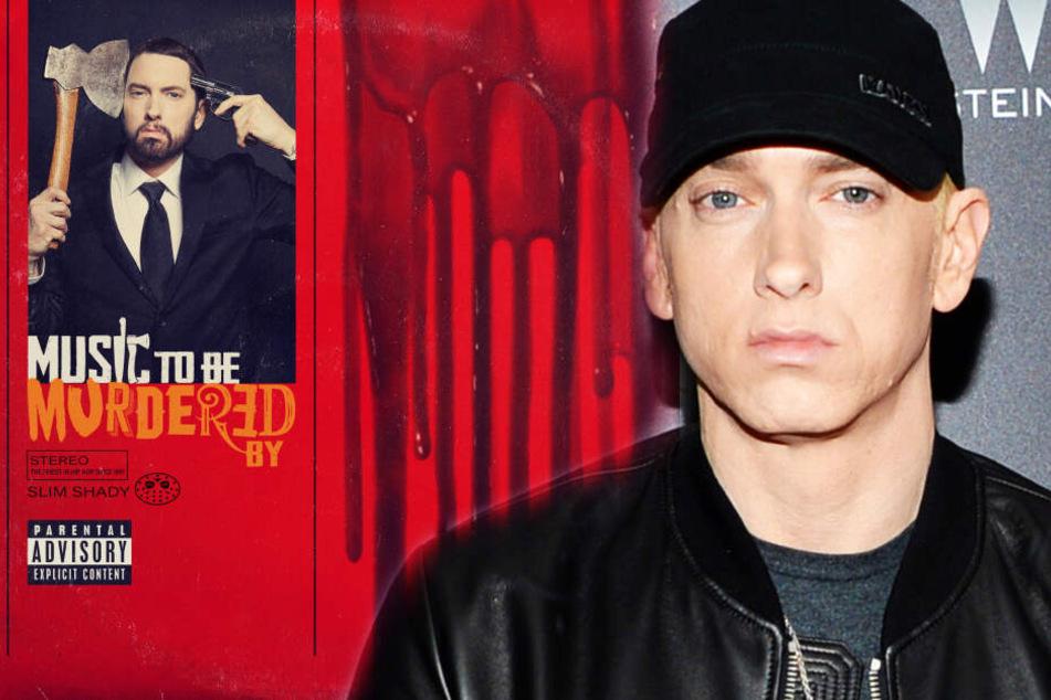 Eminem ist zurück: Neues Album mit Ed Sheeran und Juice Wrld!