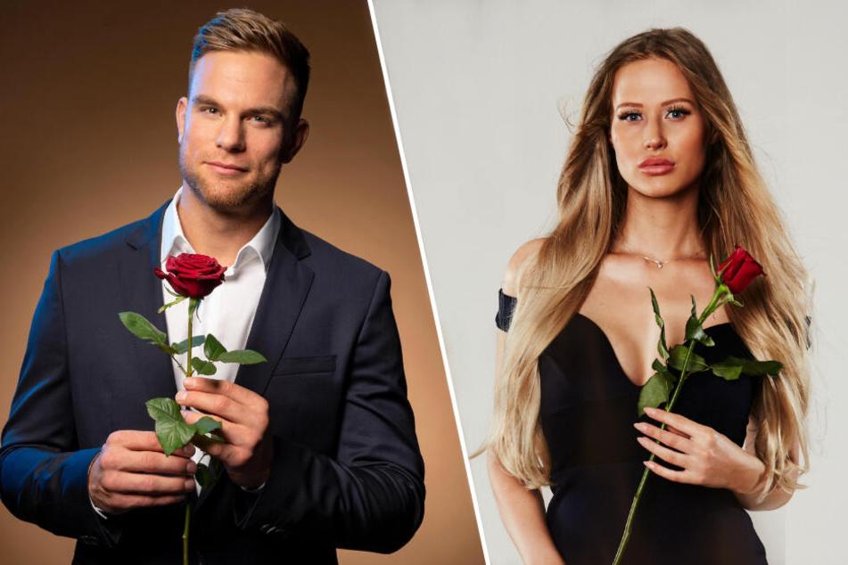 """""""Der Bachelor"""": Kann Leah (23) aus Hamburg das Herz von Sebastian erobern?"""