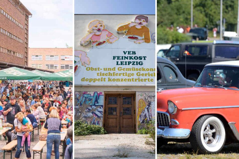 Leipzig: Feinkost, Westfest, Spinnerei: Das geht am Sonntag in Leipzig