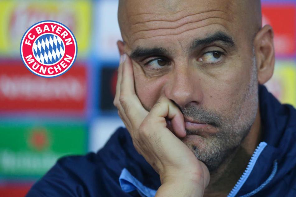 Etwas war ihm zu schwer: Deshalb wollte Guardiola vom FC Bayern weg