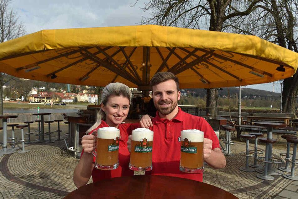 Durstige Sachsen. Nur in Bayern und NRW wird pro Jahr mehr Bier verkauft. Auch beim Export sind wir Spitze - inzwischen sogar nach China.