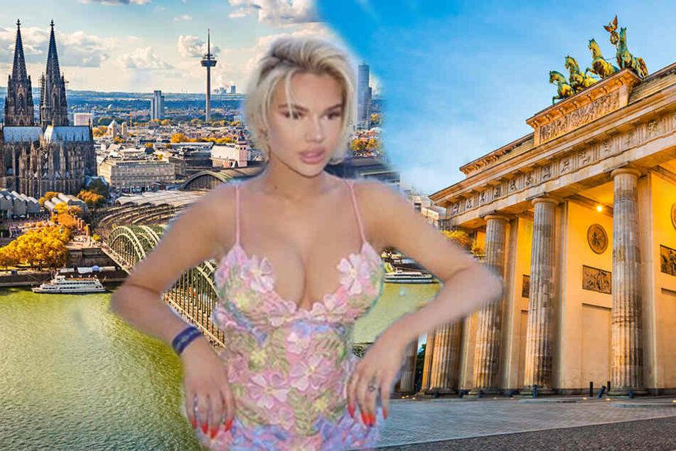 Youtuberin und Ex-DSDS-Jurorin Shirin David lebt in Köln, aber wie lange noch?