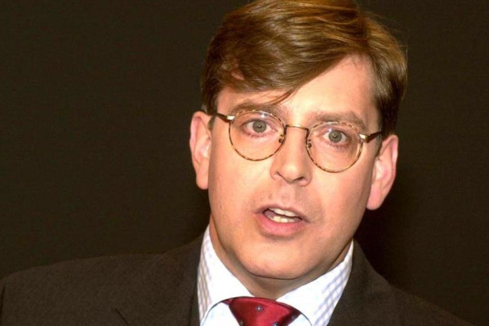 """Der frühere """"FAZ""""-Journalist Udo Ulfkotte (56) ist tot."""