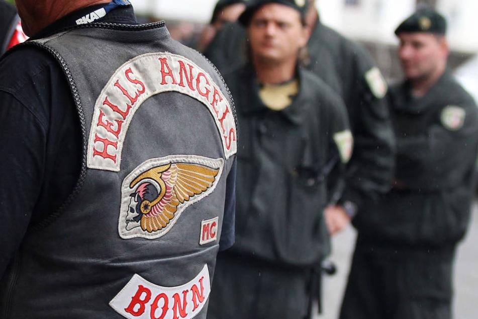 Die Hells Angels Bonn bleiben verboten.