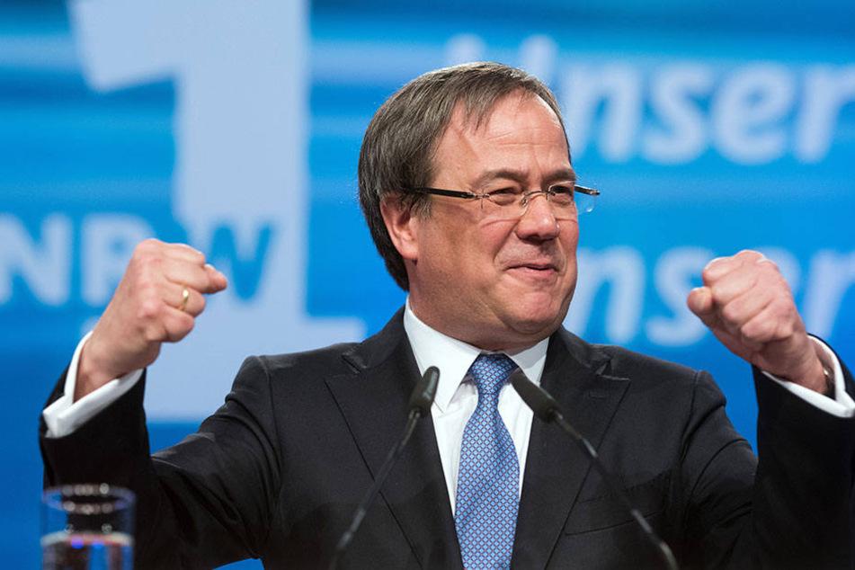 Der 56-jährige Armin Laschet hat mit seiner CDU die SPD überholt.