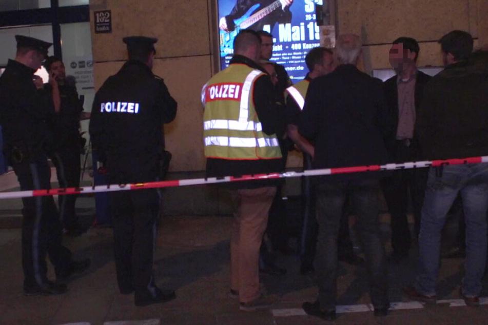 In der Münchner Innenstadt ist es in einem Hostel zu einem blutigen Streit gekommen.