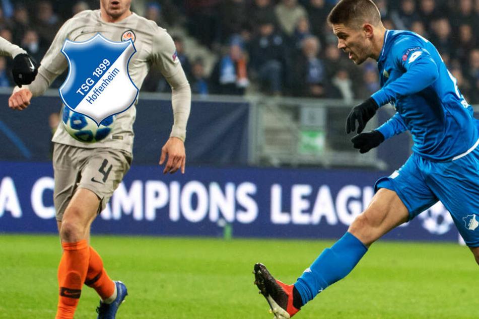 Der Ronaldo aus dem Kraichgau, der Firmino einholte: TSG-Stürmer Andrej Kramaric