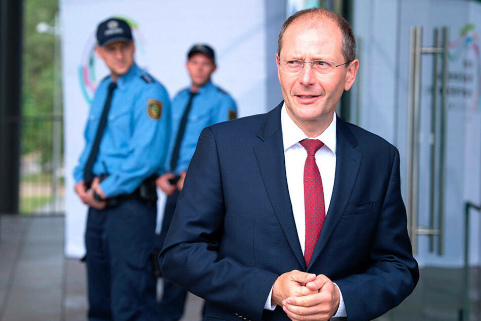 Verabschiedet sich 2019 aus der Politik: Markus Ulbig (54, CDU). Zur Zeit ist er einfacher Landtagsabgeordneter.