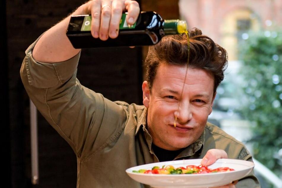 Jamie Oliver hat sich ein weltweites Koch-Imperium aufgebaut.