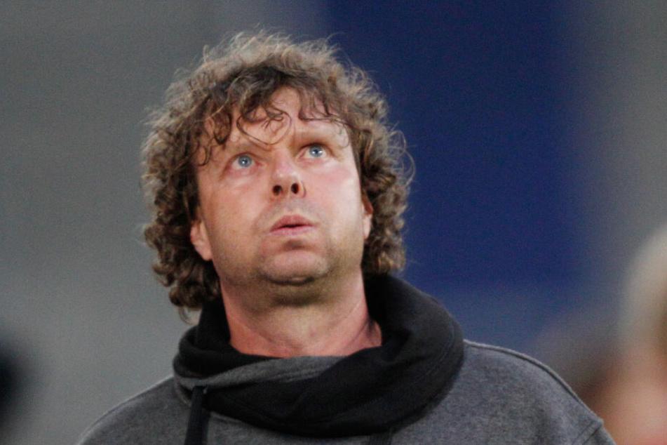 Stefan Krämer ist nicht mehr Trainer des 1. FC Magdeburg.