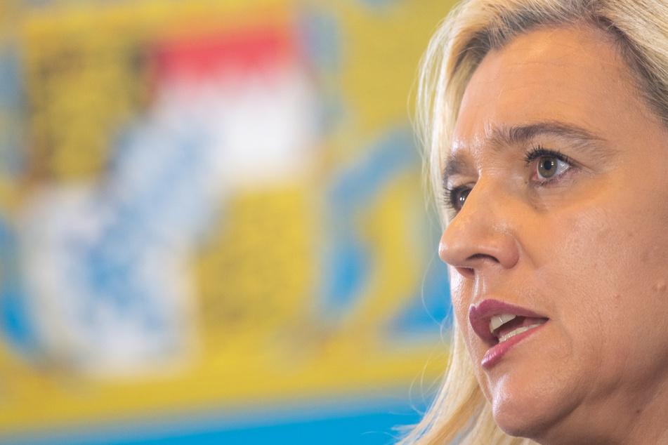 Gesundheitsministerin Melanie Huml (44, CSU). (Archivbild)