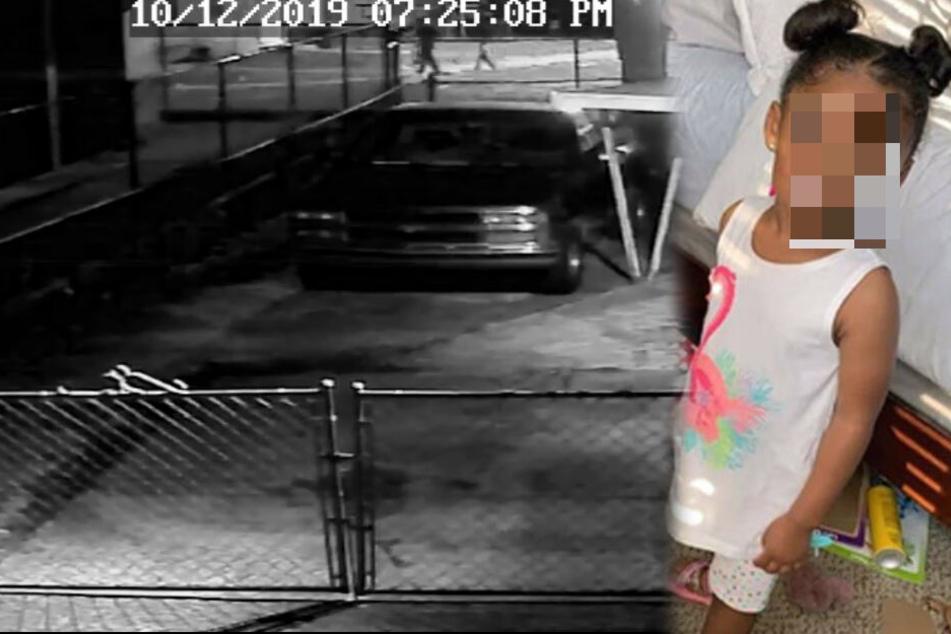 Grausamer Fund: Polizei spürt Überreste von 3-jährigem Mädchen in Müllcontainern auf!